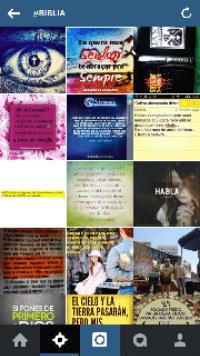 #Biblia en Instagram