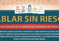 Encabezado Inforgrafía Hablar Sin Riesgo Crímenes Sin Castigo UNESCO
