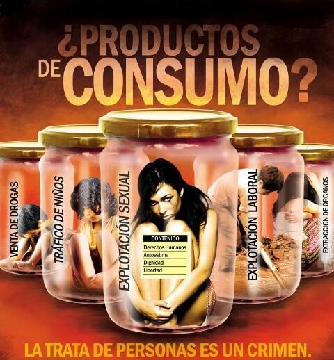 Trata de Personas - ¿Productos de consumo?