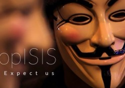 #opISIS - Expect Us - Anonymous
