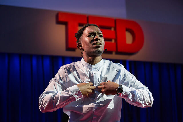 Suli Breaks at TEDGlobal London