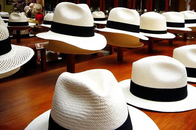 Sombreros de Paja Toquilla - Sombreros Cuenca Montecristi - Panama Hats