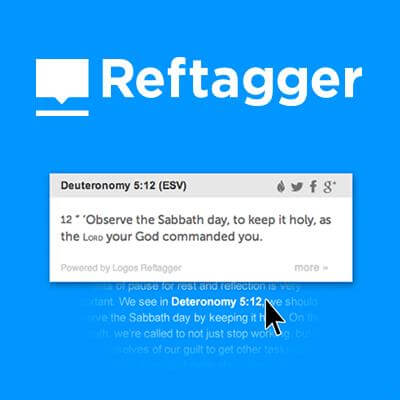 Reftagger Beta Logo