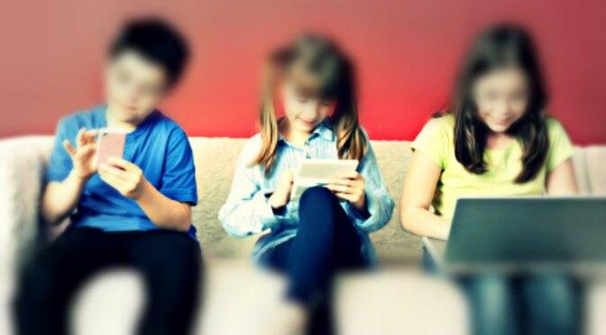 Niñas y Niños en Internet